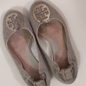 Very loved Tory Burch flats